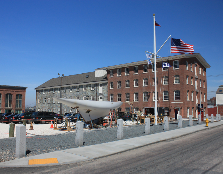 Smart Growth Presents NCA with Adaptive Reuse Award for IYRS