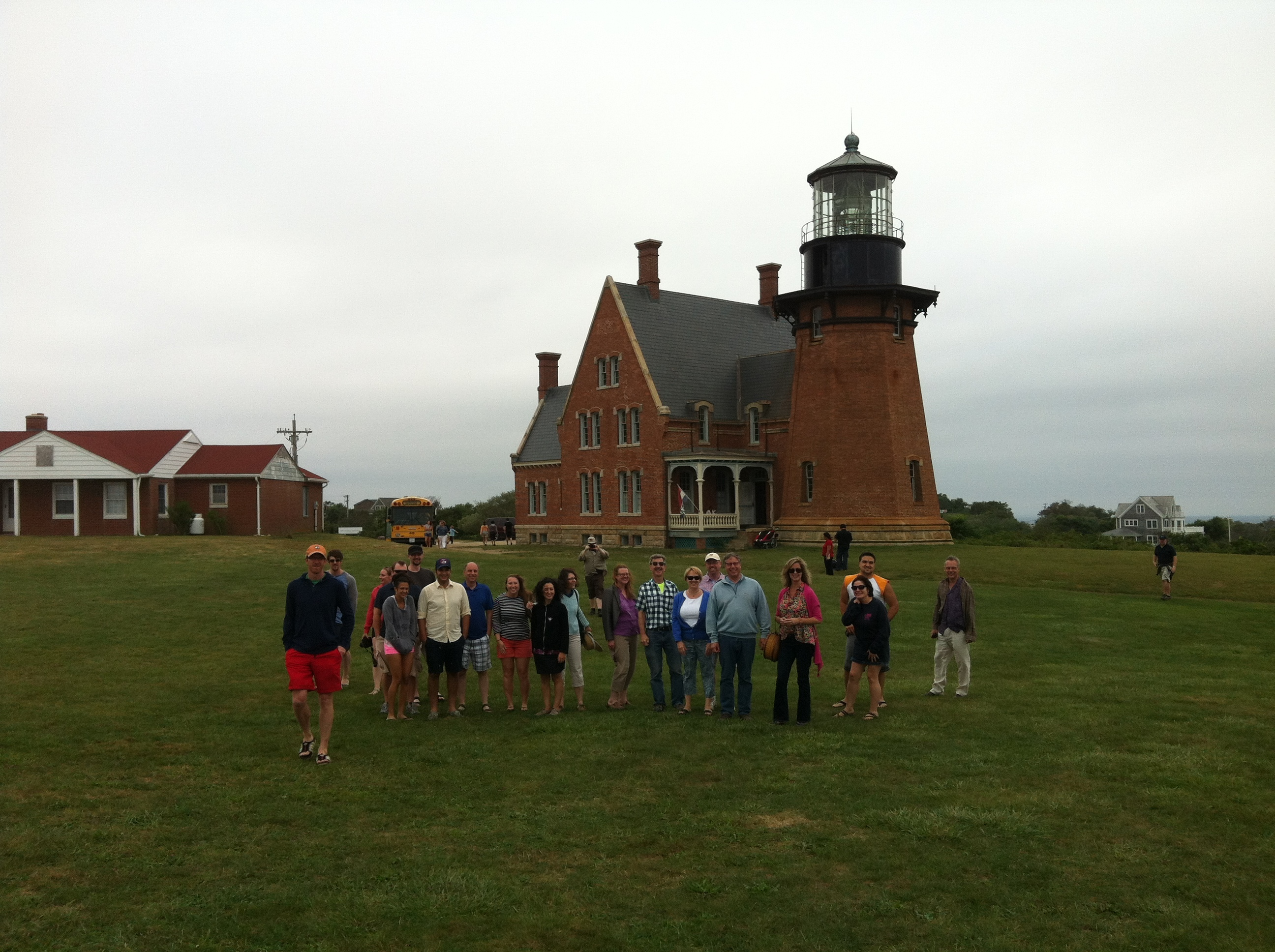 NCA Enjoys Company Outing on Block Island