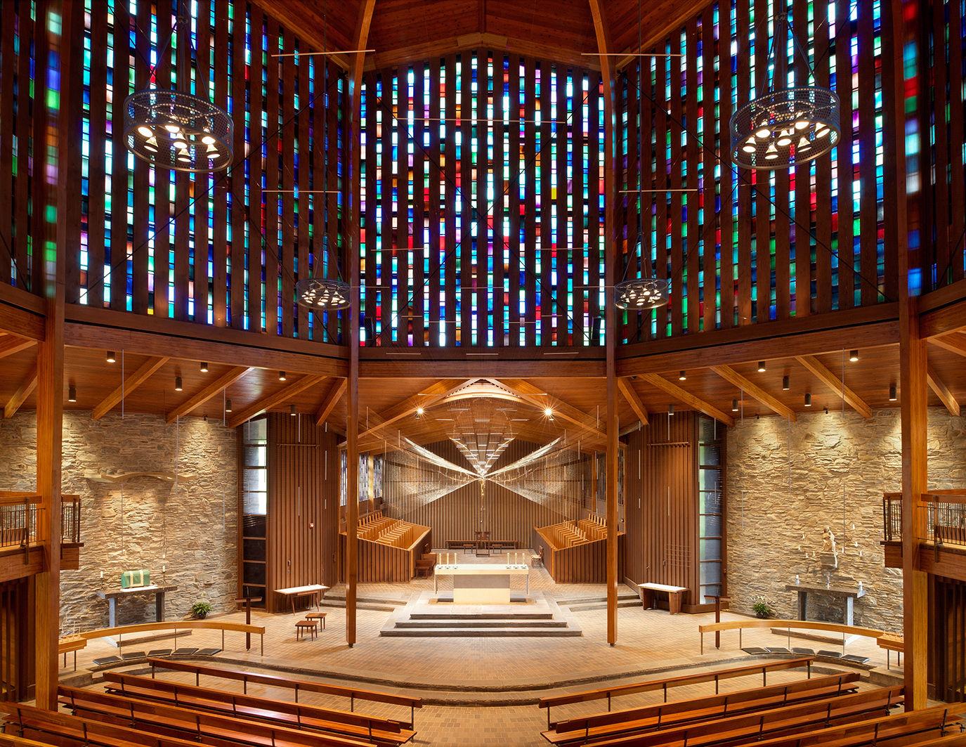 AIA CT Honors Church of St. Gregory the Great with 2013 Design Award
