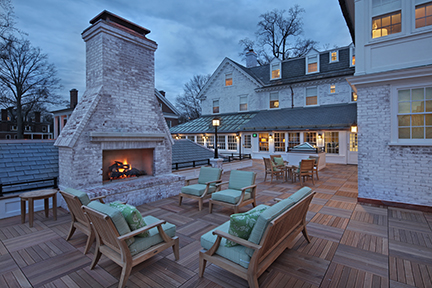 Lord Jeffery Inn Earns 2015 Massachusetts Historical Commission Award