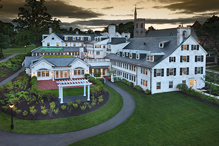 Lord Jeffery Inn Earns 2014 Sustainability Champion Award from Historic Hotels of America