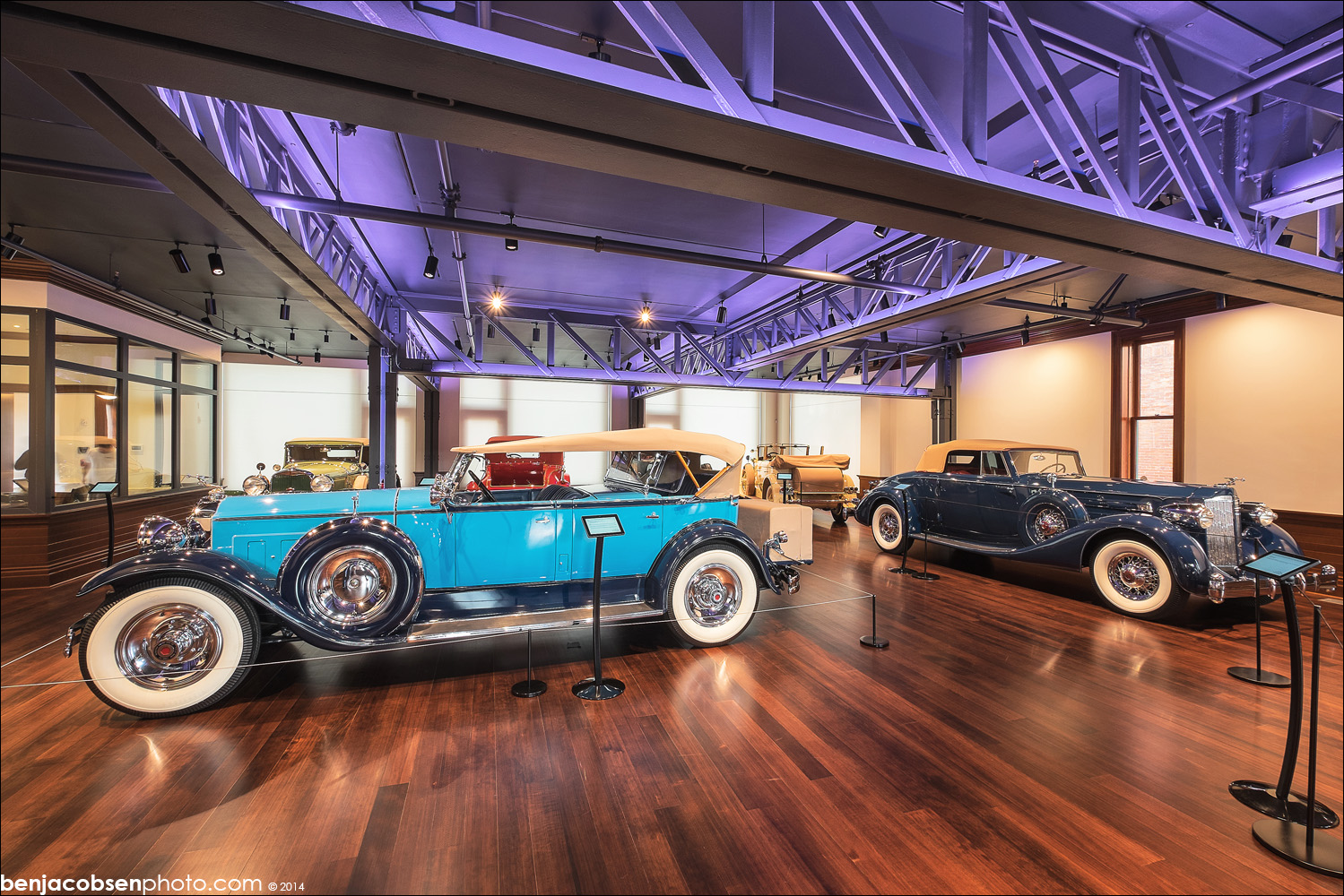 Audrain Building & Auto Museum Earns 2015 Rhody Award for Historic Preservation