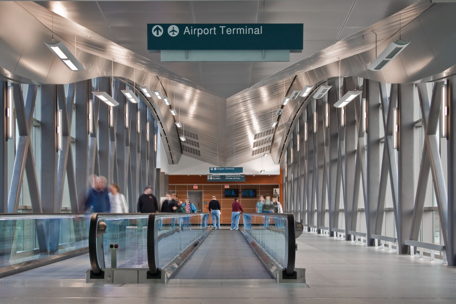 T.F. Green Airport Named Among Best Airports in the Country by Conde Nast Traveler