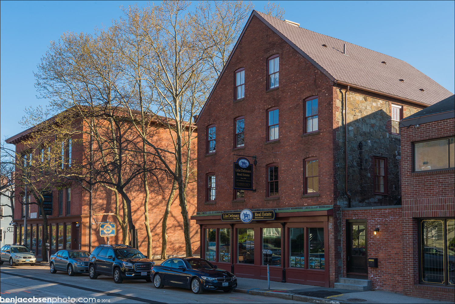 Lila Delman Real Estate Office Earns AIA RI Merit Award for Historic Preservation