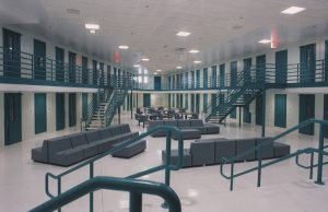 Cheshire Correctional Center - Cell Block