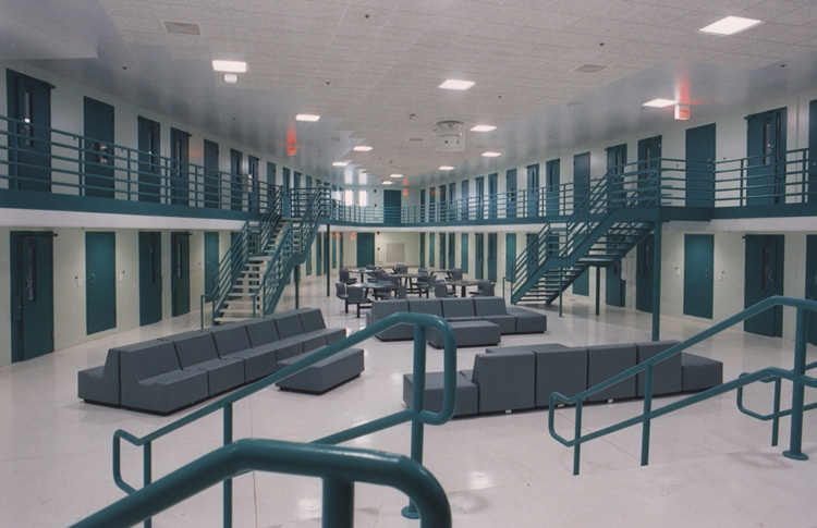 Raymond Giolitto Speaks About Prison Design at Wesleyan University
