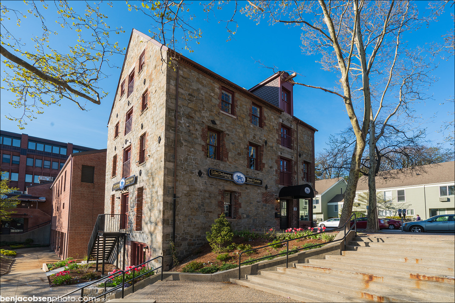 NCA Earns 2017 Providence Preservation Society Award for Lila Delman Real Estate Office