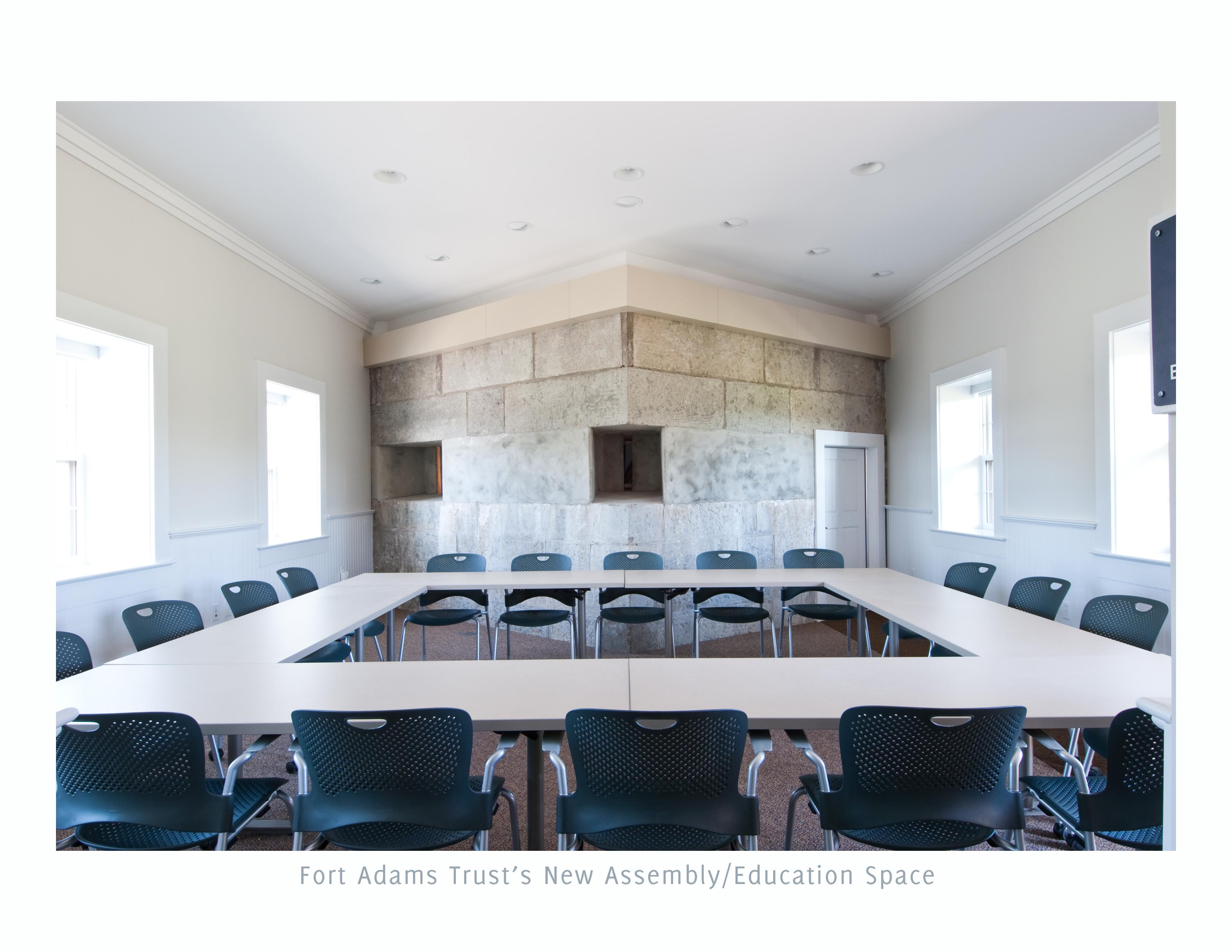Fort Adams Newport Ri Northeast Collaborative Architects