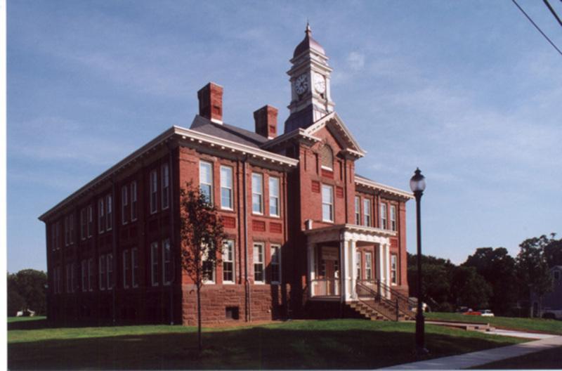 Central School Portland Town Hall Portland Ct