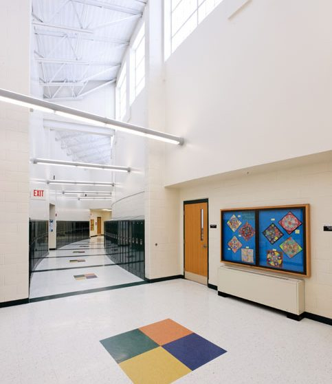 Wells Road Intermediate School Granby Ct Northeast Collaborative Architects