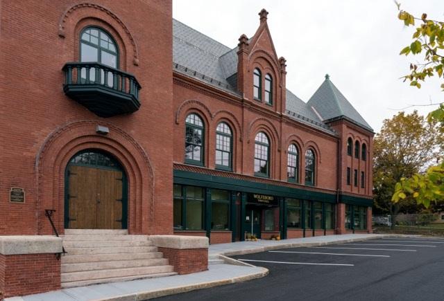Wolfeboro Town Hall Wolfeboro Nh Northeast